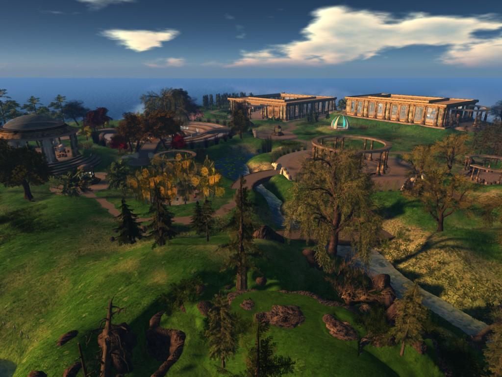 Virtual World - Kitely Welcome Center
