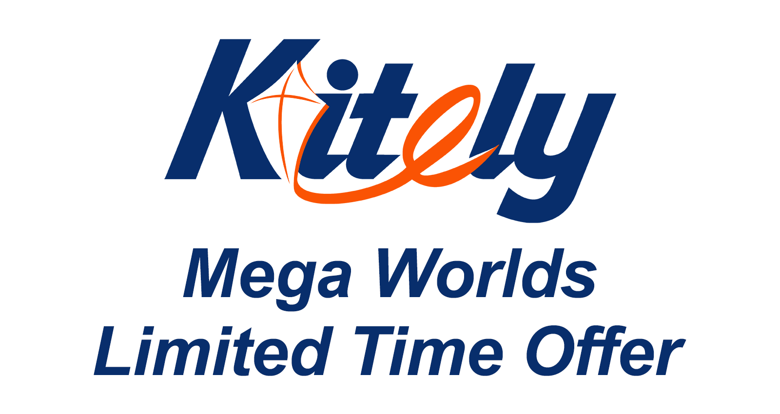 Limited Time Offer for Mega Worlds